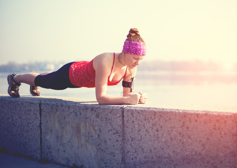 Planks are great - but make sure your core is ready for them.