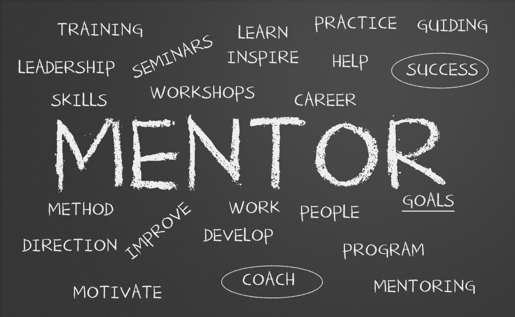 In praise of mentorship.