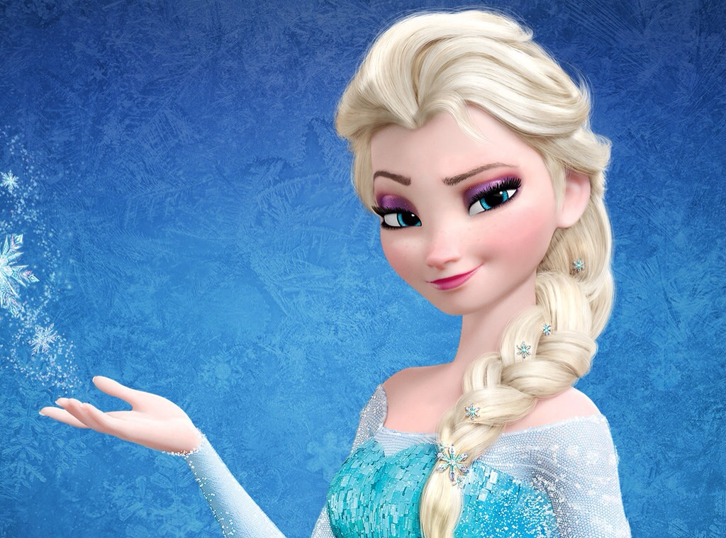 10 lessons in stress management from Queen Elsa.