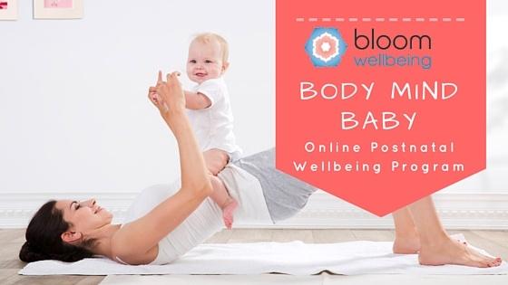 Body Mind Baby Online Header